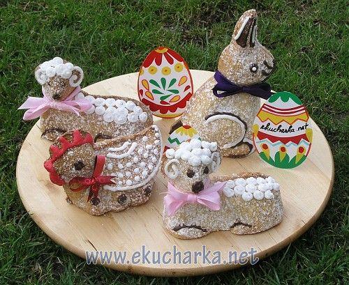 Beránek Velikonoční šlehačkový