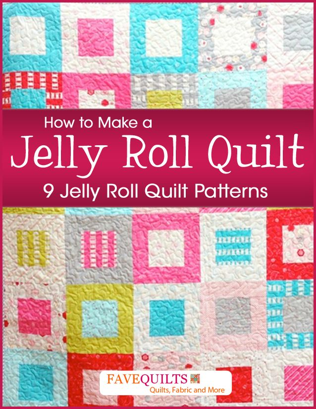 84 best images about Jelly Roll Quilt Patterns on Pinterest Floor cushions, Quilt and Quilt ...