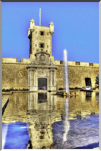 Puerta de Tierra - #Cádiz