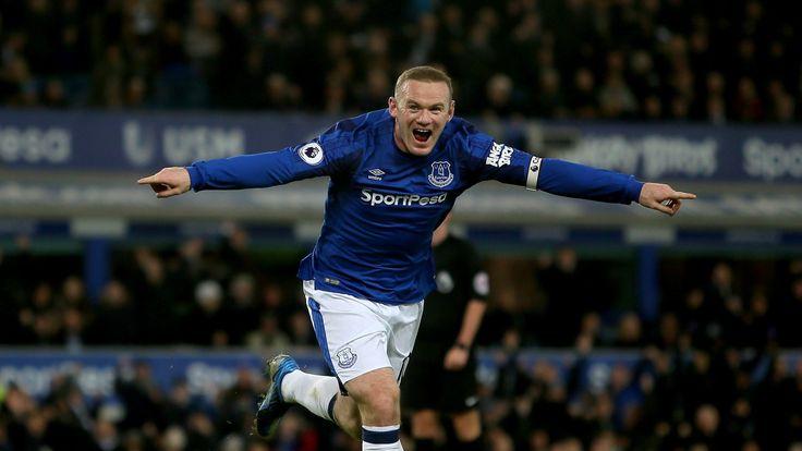 How social media reacted to that Wayne Rooney goal #News #Everton #Football #PremierLeague #Social
