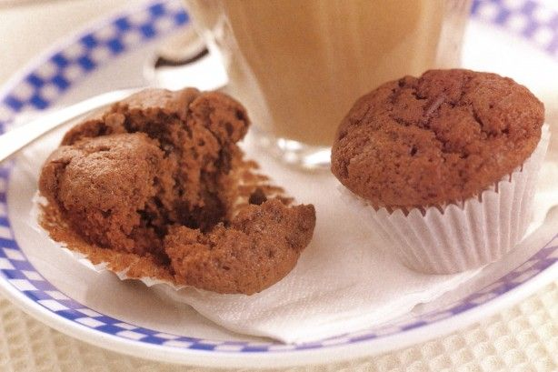 These mini chocolate muffins prove that good things come in small packages.