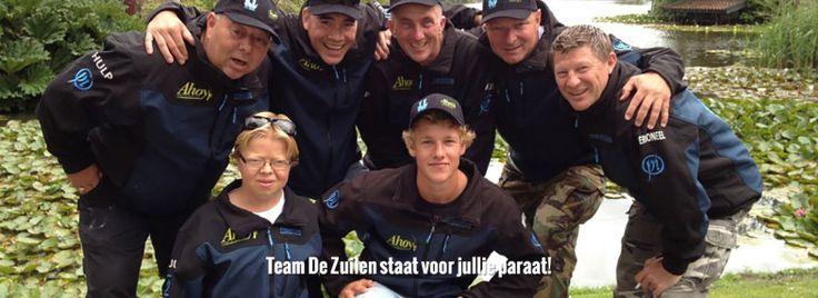 Team-de-Zuilen - Verslag Van De Kwalificatie Wedstrijd Voor De Vliegvissers Bij De Zuilen