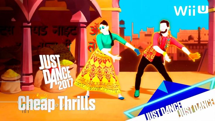 Just Dance 2017 - Cheap Thrills | Alternativa