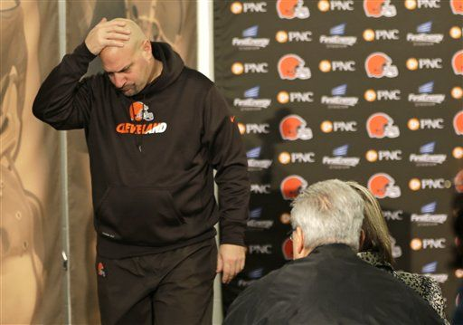 Transcript from Browns coach Mike Pettine's news conference after season finale - Cleveland Browns - Ohio