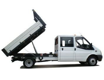 Double Cab Tipper