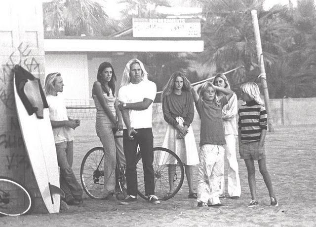 venice beach in the 70s