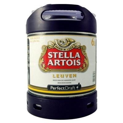 Fut de biere STELLA ARTOIS
