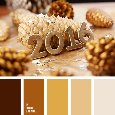 new year color scheme.
