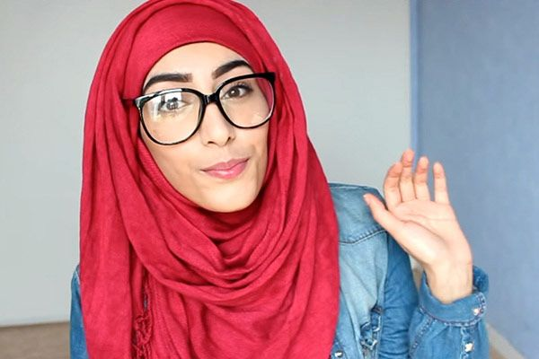 Hijab tutorial: Specs appeal