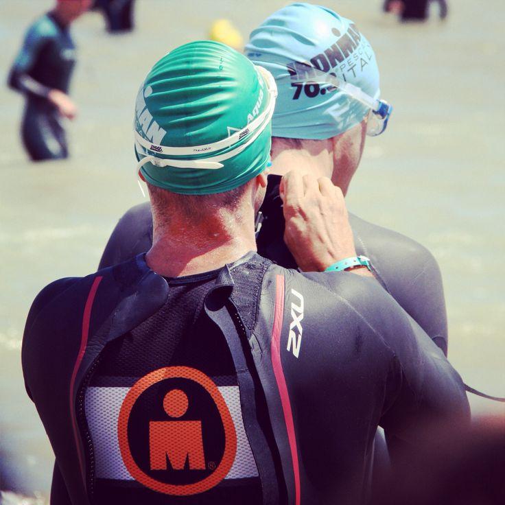 ultimi preparativi, poi il mare #triathlon #ironman #pescara #abruzzo