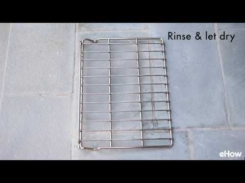The Easiest Way to Clean Oven Racks | eHow | eHow
