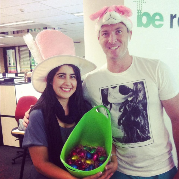 A couple of our amazing SEEK Learning consultants, Amelia and Luke, wanted to wish you all a hoppy (get it?) and safe Easter break