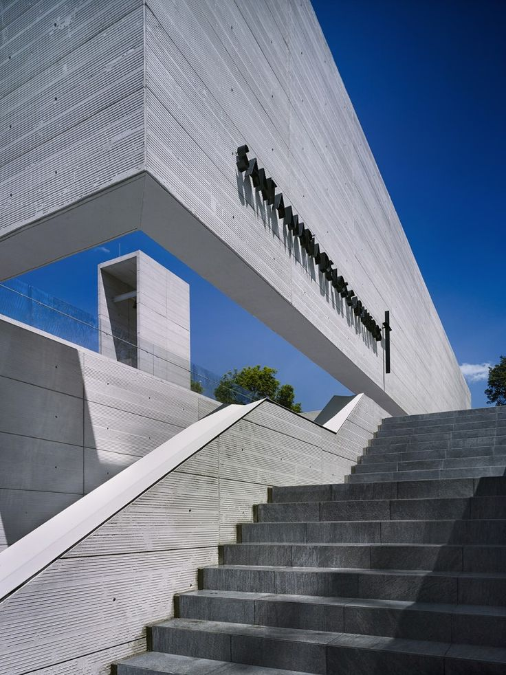 Santa María de los Caballeros Chapel by MGP Arquitectura y Urbanismo (Design Team: María Andrea Díaz, Laura Caicedo, Uriel Rivera, María Francisca Echeverri, Camilo Correa, Santiago Suarez) / Calle 165 N.8A -50 Bogotá, Colombia