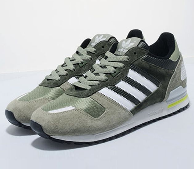 adidas ZX 700 – St Tent Green / St Major – Running White