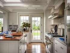 Kitchen From HGTV Dream Home 2015 | HGTV Dream Home | HGTV