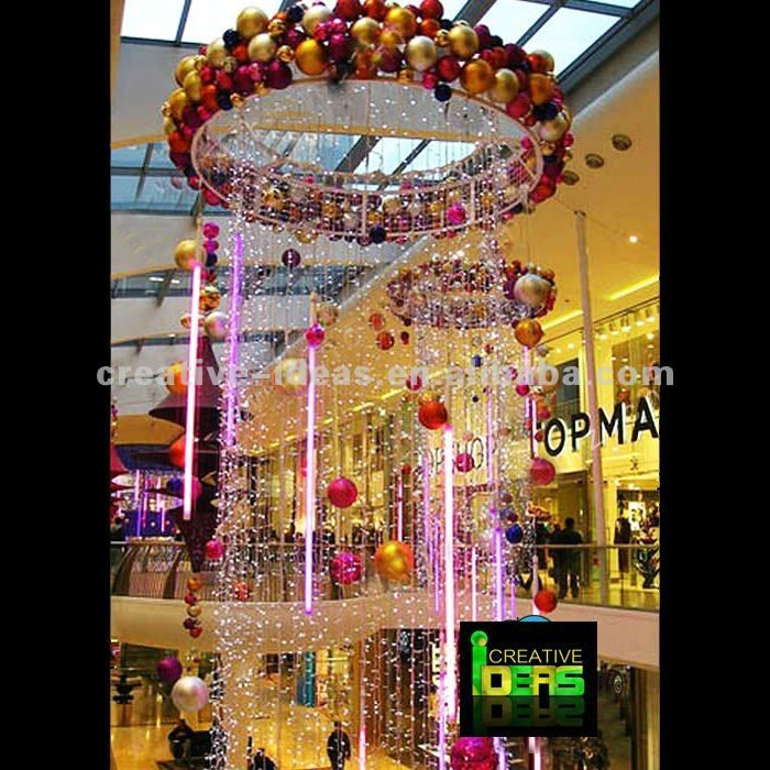 Retail hanging from ceiling ceiling hanging decorations for Christmas ceiling decorations
