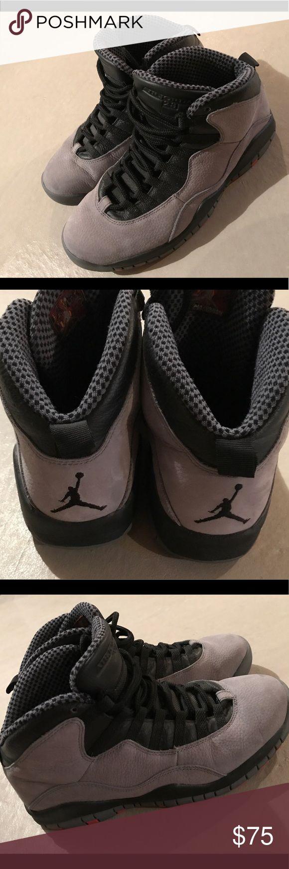 Jordan retro 10 Great condition. Barely worn. Air Jordan Shoes Athletic Shoes