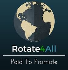 Earn money by promoting your PTP link. Unlimited earnings!  http://www.rotate4all.com/ptp/promote-2879