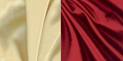 Ivory and red - Google Search