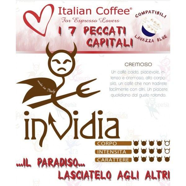"""""""Brutta bestia l'invidia!""""… noi ce la beviamo di gusto come caffè!   Una dedica a tutti i nostri """"amici"""" invidiosi! ;)"""