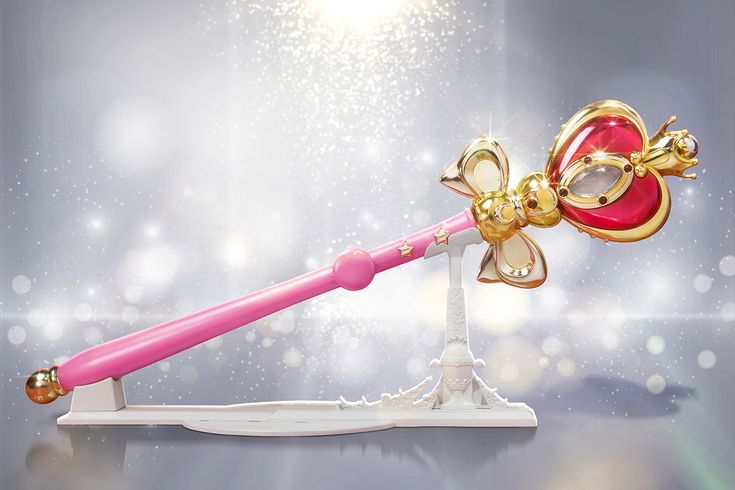 Sailor Moon Tamashii Nations Spiral Moon Heart Rod Proplica! Info and links here http://www.moonkitty.net/buy-bandai-tamashii-nations-proplica.php