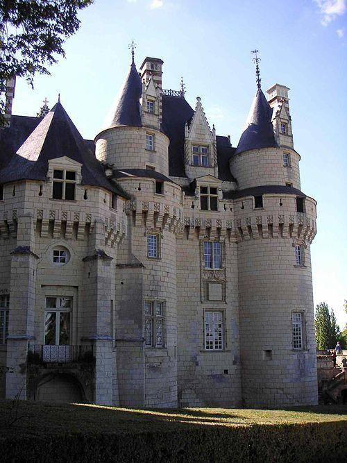 Castillo de Ussé