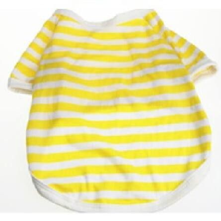 Striped Cheap Dog Clothes for Small Dogs