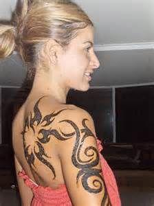 Shoulder Sleeve Tattoos For Women