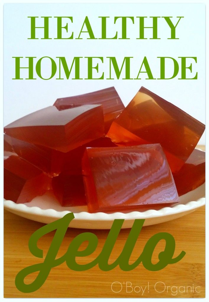 This Easy and Healthy Homemade Jello recipe takes about 10 minutes to make and full of healthy ingredients to make your own body healthier.