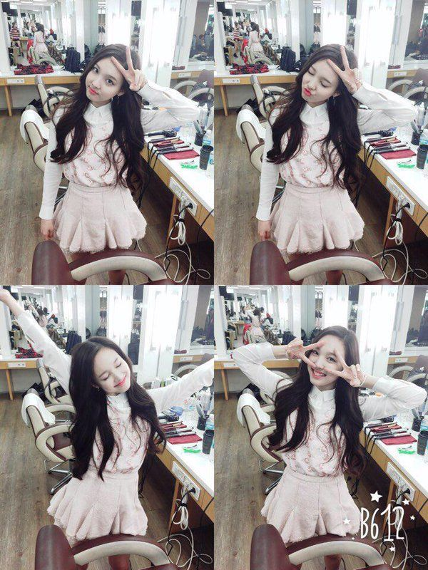 Day 6: Other kpop female biases: Nayeon of Twice. She is so cute and pretty