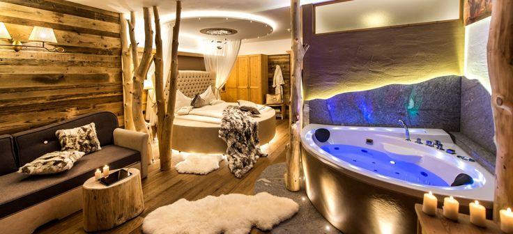 Wellnesshotel ABINEA Dolomiti Romantic SPA Hotel   Kastelruth. Rustikales Wellness Hotel