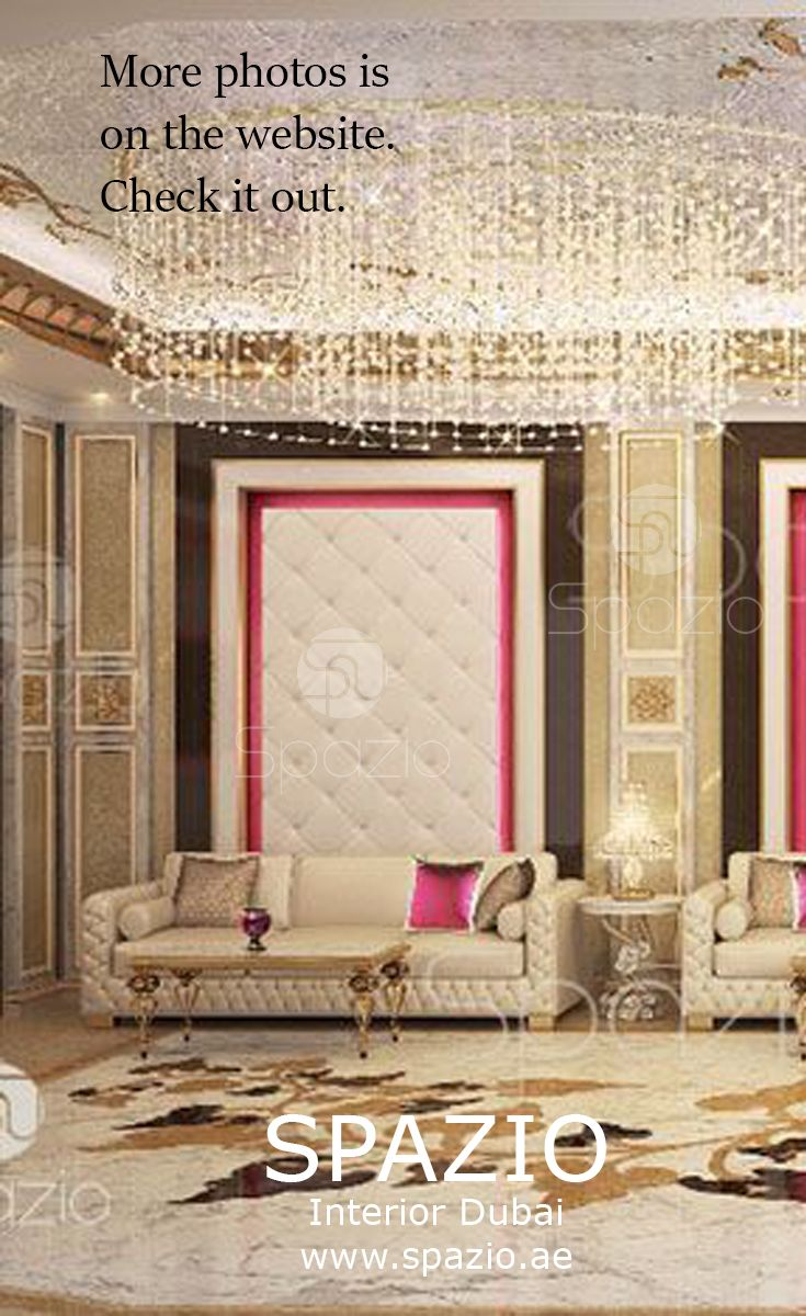 Classic Luxury Trendy Majlis Interior Design And Decor For Dream Houses In  Dubai. Get Interior Design Ideas And Inspiration To Visit Our Website.