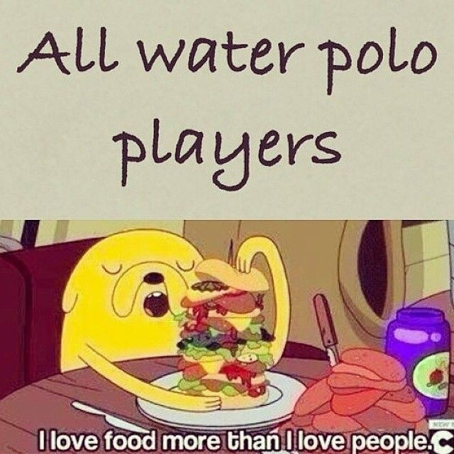 27 Pictures That Are Way Too Real For Water Polo Players
