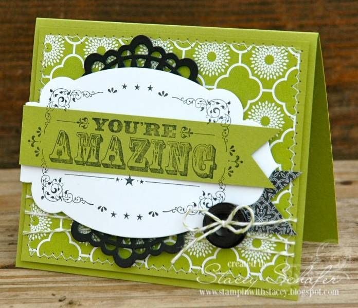 You Re Amazing: 17 Best Images About Stampin' Up You're Amazing On