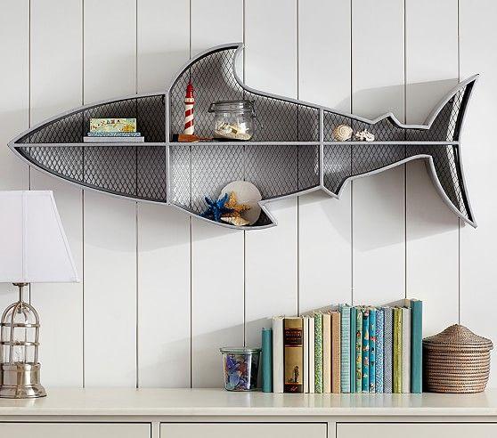 Shark Shelf | Pottery Barn Kids
