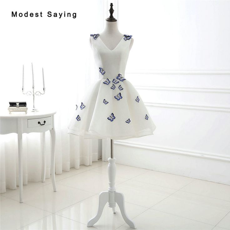 Find More Cocktail Dresses Information about Romantic Ball Gown V Neck Bow Embroidery Cocktail Dresses 2017 with Lace Up Back Formal Short Party Prom Gown vestidos de coctel,High Quality cocktail dresses,China vestidos de coctel Suppliers, Cheap ball gown cocktail dresses from modest saying Lacebridal Store on Aliexpress.com