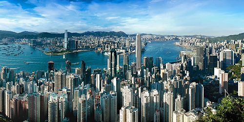 The Peak: Everything you need to know about Hong Kong's Victoria Peak including how to get there and what to do while there.