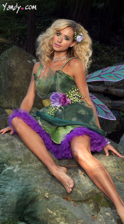 woodland fairy costume - Green Fairy Halloween Costume