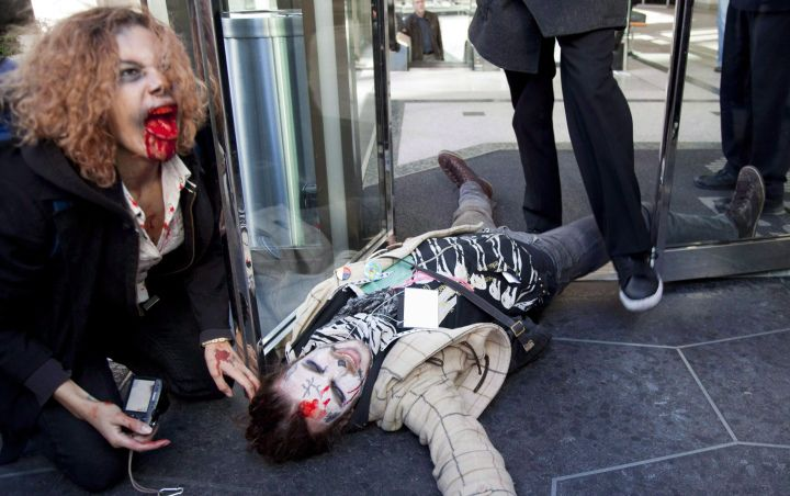 GALLERY: Vancouver Zombie Walk raises the dead, scares the living