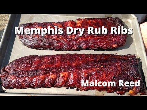 Memphis Style Dry Ribs - How To BBQ Right Blog