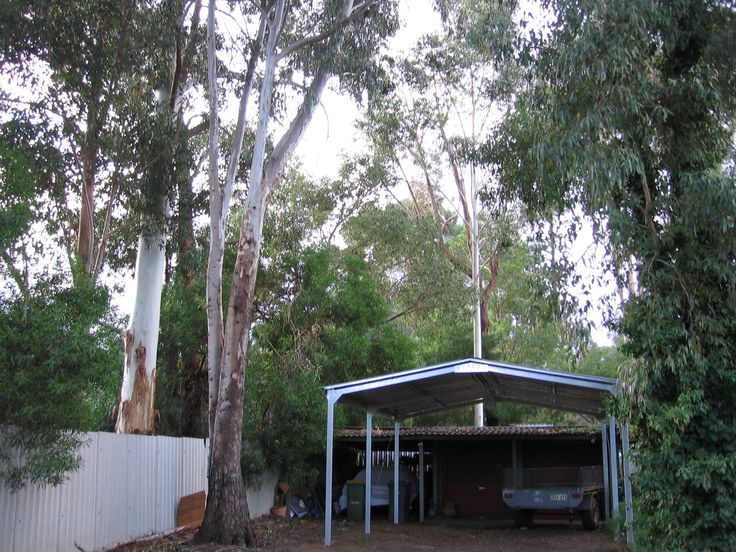Carport kit for protection and safety of boats #Carport #CarportKit http://www.garagewholesalers.com.au/products/carportkits.aspx