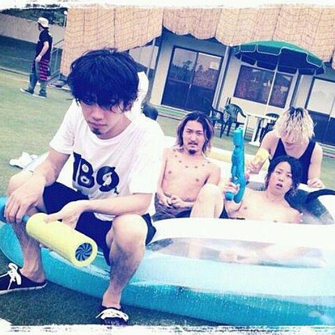 ONE OK ROCK(*´ー`*人*´ー`*)スキスキ♪の画像 プリ画像