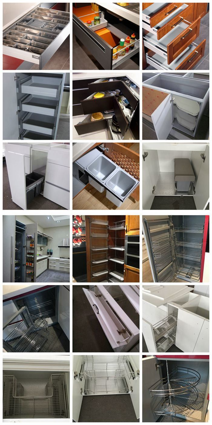 Hot Selling Metallic Grey Color Wooden Kitchen Cabinet China Modern Kitchen Cab Modern Kitchen Cabinet Design Kitchen Cabinet Colors Modular Kitchen Cabinets