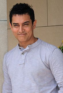 Aamir Khan is an Indian film actor, director, and producer who has established himself as one of the leading actors of Hindi cinema