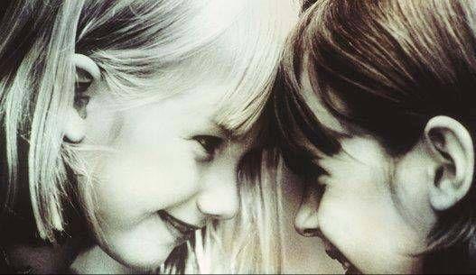tutto l'amore che c'è tra due sorelle
