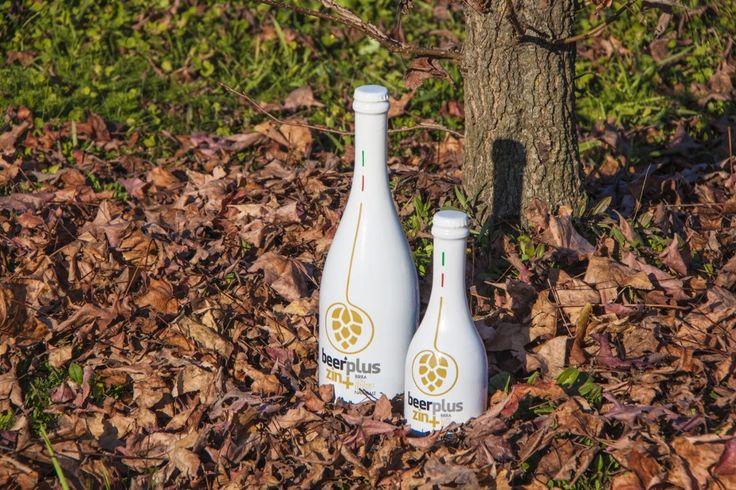 La Birra Naturale Beerplus+zin, Birra allo zenzero fresco è una eccellente birra artigianale. Beerplus by Arching srl