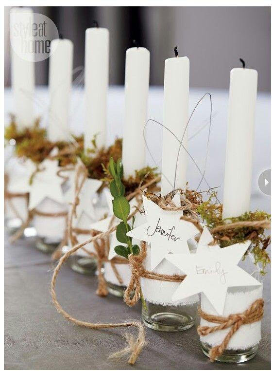 Aline ♥ #Christmas #noel #candle