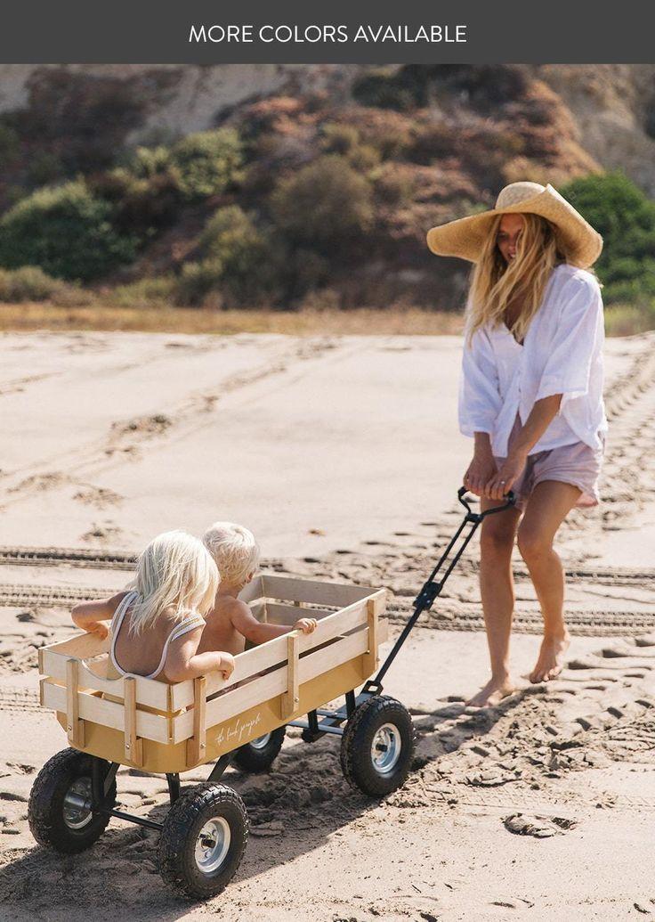 Beach Cart in 2020 Beach wagon, Beach cart, The beach people
