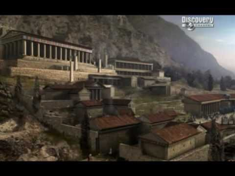 Documentary which explores the Seven Ancient Wonders of Greece: the Theatre of Epidaurus, Olympia, Delphi, the Colossus of Rhodes, Santorini, The Palace of Knossos and the Parthenon, 10 minutes