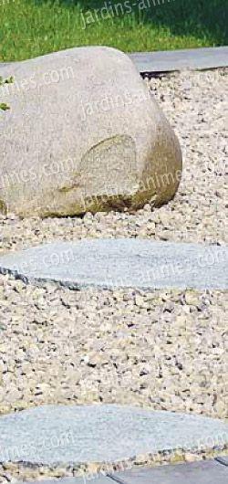Pour des graviers disciplinés dans le jardin, pensez aux dalles alvéolaires.  http://fr.jardins-animes.com/gravier-decoratifs-vrac-bigbag-p-1722.html